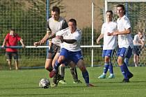 FC Čechie Velká Dobrá - TJ Sokol Nové Strašecí 2:2 (1:1), IA, 4. 9. 2021