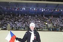 Jan Kregl na univerziádě v Turecku.