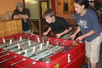 Jedno utkání ligy ve stolním fotbálku se skládá ze čtrnácti jednotlivých zápasů. Ve finále se v případě remízy hraje rozhodující patnáctý duel.