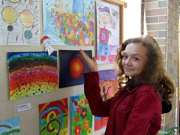 Patnáctý ročník dětské výtvarné soutěže ve Slaném.