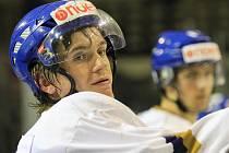 Jakub Strnad // Alpiq Kladno – HC Vítkovice 2:2, 2. utkání předkola play off Noen extraligy, 15.3.2012