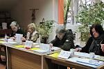 Prezidentské volby v MŠ U Divadla Slaný