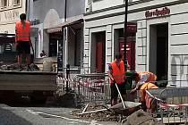 Sláňští obyvatelé se dočkají nových lamp za sedm milionů korun.