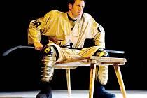 David Matásek byl pro roli hlavní postavy Jaromíra Jágra autory osloven prý také z toho důvodu, že je legendárnímu sportovci podobný.