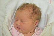 Mirabela Kadlecová, Přelíc. Narodila se 25. října 2017. Váha 3,77 kg, výška 51 cm. Rodiče nebyli uvedeni. (porodnice Slaný)