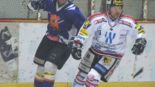 Pavel Hegenbart (vlevo)