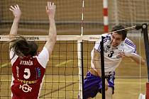 Kladno volleyball.cz - VK Opava , Play-off semifinále, volejbalová Kooperativa extraliga mužů, 11:4.2009