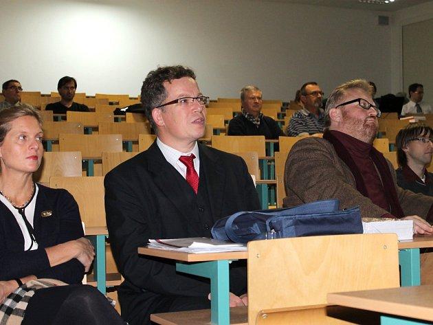 Historická konference se konala ve Slaném už poosmé.