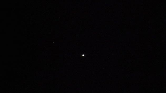 Nad Studeněvsí se objevilo UFO