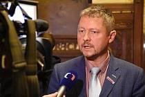 Ředitel IDSK Michal Štěpán.