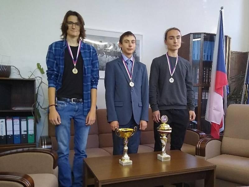Studenti kladenské průmyslovky zvítězili v celostátní soutěži.