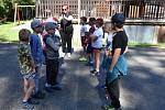 Zážitkový tábor pro nejmenší v Libušíně