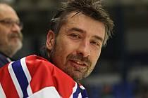 Někdejší hokejový gólman Martin Altrichter.