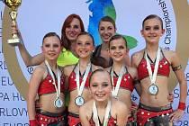 Sport Academy slaví zlaté medaile!