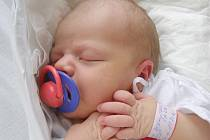 Karolína Burkytová, Kladno. Narodila se 28. března 2012. Váha 3,50 kg, míra 51 cm. Rodiče jsou Michaela Hamousová a Pavel Burkyt (porodnice Kladno).