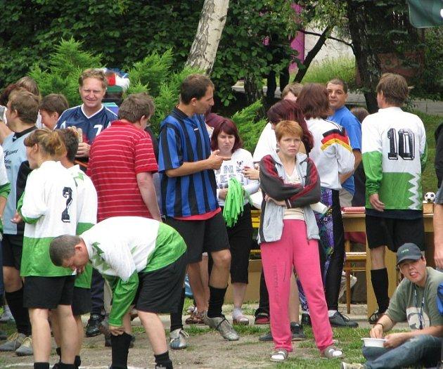 II. ročník fotbalolvého turnaje Zahrada
