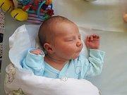 TOBIÁŠ BŘICHÁČEK, KLADNO. Narodil se 3. prosince 2018. po porodu vážil 4,14 kg a měřil 52 cm. Rodiče jsou Pavla Břicháčková a Jan Břicháček. (porodnice Kladno)