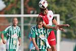 Sokol Hostouň - FC Slavia Karlovy Vary 2:1, MOL Cup, 14. 8. 2019