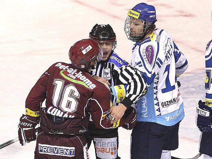 HC Kladno - HC Sparta Praha, 41. kolo ELH, 16.1.11