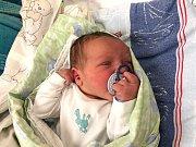 JONÁŠ FOJT, JEDOMĚLICE. Narodil se 25. prosince 2018. Po porodu vážil 3,85 kg a měřil 51 cm. Rodiče jsou Barbora Fojtová a Petr Fojt. (porodnice Slaný)