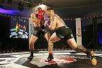 První galavečer MMAsters League® se odehrál v kladenském obchodním centru Oaza.