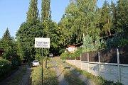 Chatová osada Agáve v Bílichově