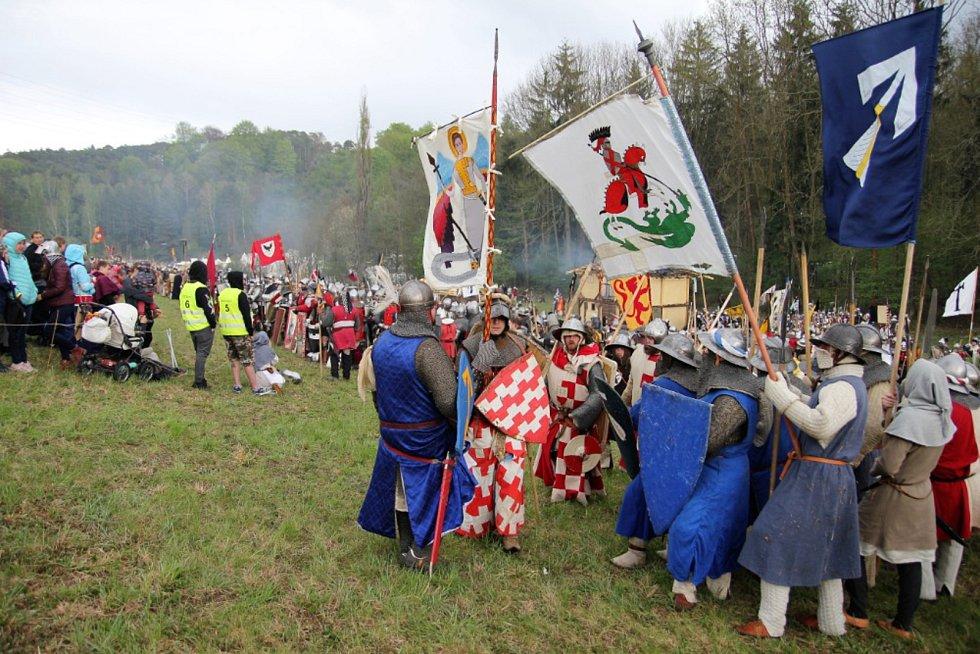 Bitva Libušín 2019.
