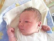 ŠTĚPÁN BRABEC, NOVÉ STRAŠECÍ. Narodil se 1. dubna 2018. Po porodu vážil 3,23 kg a měřil 48 cm. Rodiče jsou Lucie a Jan Brabcovi. (porodnice Slaný)