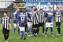 Starší dorost SK Kladno smetl doma Beroun 11:0.
