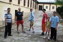K dětskému domovu v Ledcích byl přiřazen i šternberský zámek. Co se tam bude dále odehrávat, záleží na financích z kraje.