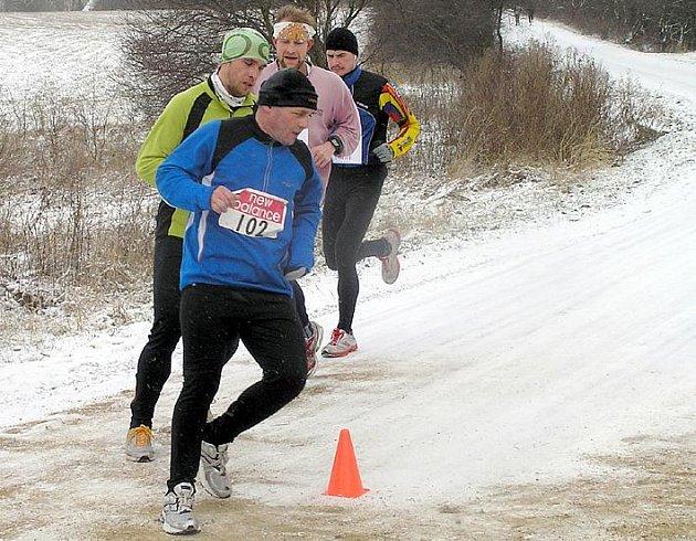 9. ročník Tříkrálového maratonu.