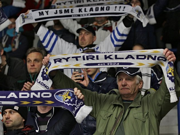 Rytíři Kladno – HC Slovan Ústečtí lvi 6:1, 1. hokejová liga 2014-15 / 10. 1. 2015
