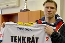 Hokejista Petr Tenkrát