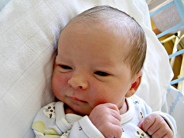 Jakub Aulický, Plchov, 7.5.2011, váha 2,95 kg, míra 48 cm, rodiče jsou Jitka a Radek Auličtí  (porodnice Slaný)