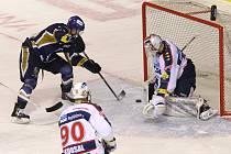 Rytíři Kladno - HC Pardubice, předkolo play-off  ELH 2012-13, druhé utkání, 2.3.13