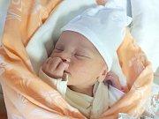 ELIŠKA HOŘELICOVÁ, LÍŠŤANY. Narodila se 6. dubna 2018. Po porodu vážila 2,58 kg a měřila 48 cm. Rodiče jsou Jana Hořelicová a Josef Vosyka. (porodnice Slaný)