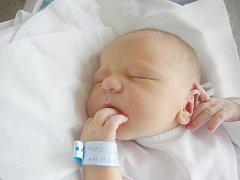 Lukáš Dohelský, Kladno. Narodil se 11. listopadu 2013. Váha 3,54 kg, míra 48 cm. Rodiče jsou Tereza Nováková a Martin Dohelský (porodnice Kladno).