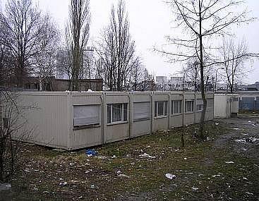 Ubytovny v Lokalitě Na Vysokém v Kladně