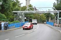Opravená Průmyslová ulice v Kladně.