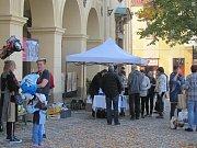 Festival Slaný francouzák ve Slaném.