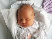 TOMÁŠ VRCHOTA, OPAŘANY. Narodil se 2. listopadu 2018. Po porodu vážil 3,11 kg a měřil 47 cm. Rodiče jsou Dagmar Vrchotová a Tomáš Vrchota. (porodnice Kladno)