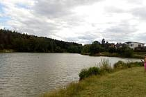 Rybník ve Hřebči - ilustrační foto