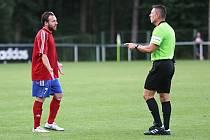 SK Lhota - TJ Sokol Nové Strašecí 3:1 (2:0), KP, 25. 8. 2019
