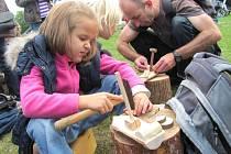Na Budči opět budou připraveny zábavné aktivity pro děti i dospělé.