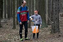Orientačního závodu v Malíkovicích se zúčastnilo znamená to celkem 1043 závodníků!