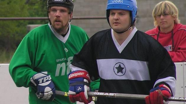 Hokejbal - okresní liga