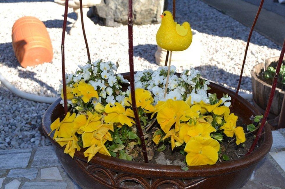 Velikonoční pondělí na Kladensku.