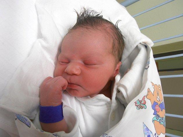 Tadeáš Šup, Zákolany. Narodil se 16. prosince 2015. Váha 3,5 kg, míra 49 cm. Rodiče jsou Adéla Szajková a Jiří Šup (porodnice Slaný).