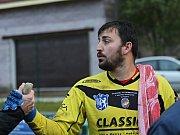 Jaroslav Tesař // Sokol Hostouň - SK Kladno 1:3, Divize B, 8. 10. 2017