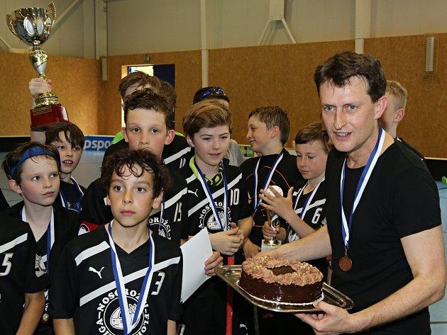 Nosorožci jsou šampiony ŠFL 2016-17 / 13. 5. 2017 / BIOS Kladno